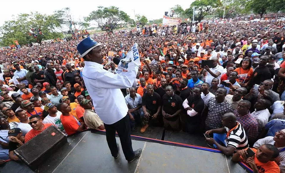 Jubilee party's tempting offer to Kalonzo Musyoka to dump Raila and NASA