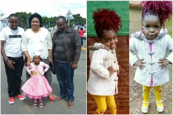 This beautiful, brave girl beat CANCER, returns home after successful surgery (photos)