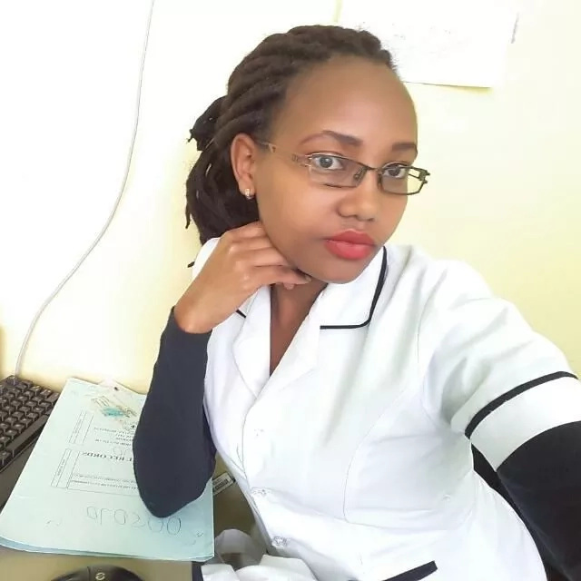 Photos: Beautiful nurses compete on Facebook on who is the hottest, be the judge