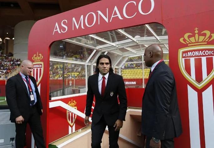 """Falcao quiere ser el """"máximo goleador de la Liga de Francia"""""""