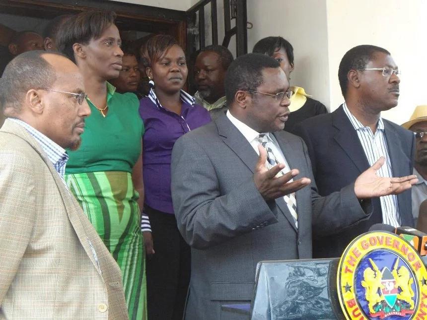 Mlinzi wa Gavana amkata kidole mwanadensi wa Congo