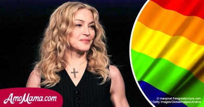 Madonna was ruthlessly shamed by the LGBT community after her recent photos