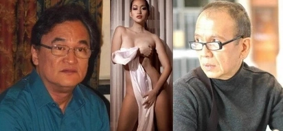 Pinagtulungan si ate! Directors Jose Javier Reyes and Manny Castaneda team up against Mercedes Cabral