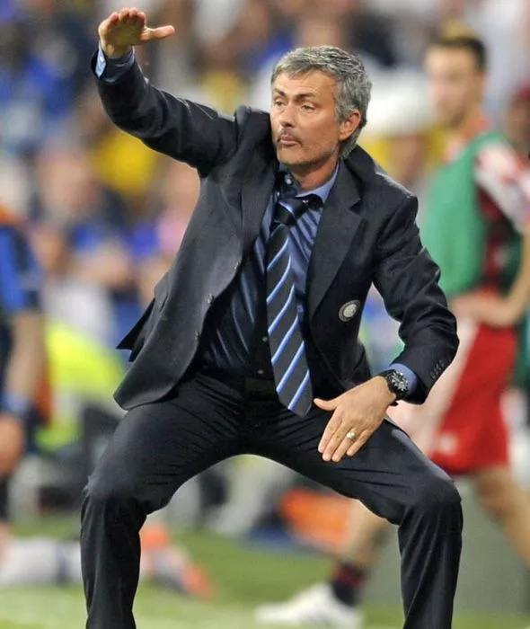 Jose Mourinho knows how to make rivals go mad