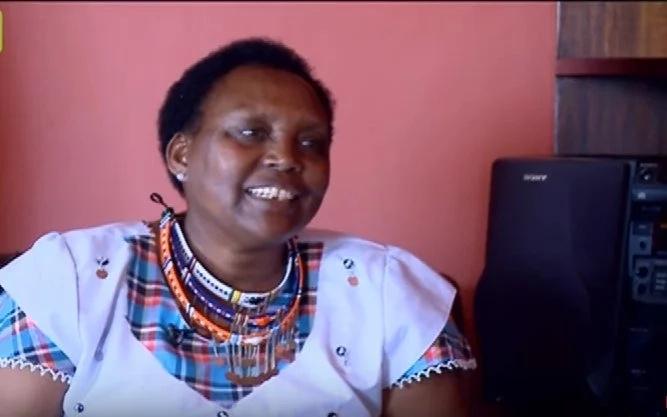 Rais Uhuru amzawidi mkewe marehemu Nkaissery