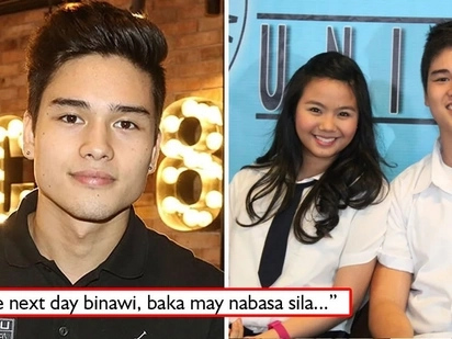 Lumipat ka kasi! Star Magic hastily withdraws Marco Gumabao's Star Magic Ball invitation a day after he signed with Viva Artists