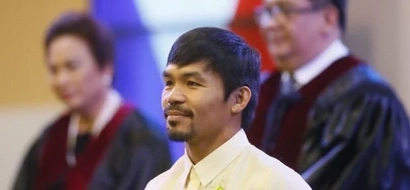 Pacquiao to fight again? Sen. Manny plans to take leave of absence from Senate