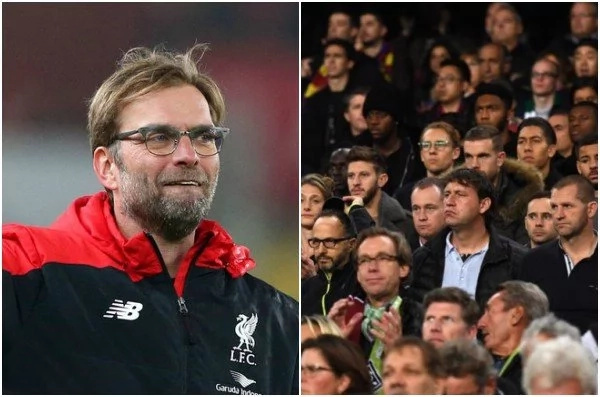 Liverpool manager SHOCKS the football world by inspiring his players in the ODDEST of ways(PHOTOS)