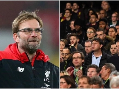 See the UNBELIEVABLE thing Liverpool manager resorts to for his players' inspiration after the SHOCK loss to Bournemouth (PHOTOS)