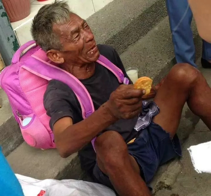 Ailing father begs help to look for missing relatives
