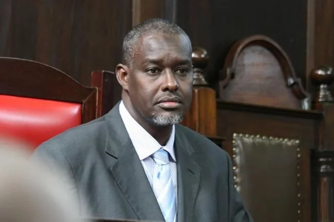 Judge loses temper during Chief Justice interviews