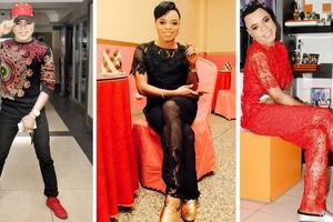 Meet the gay who is a 'bleaching expert', wears makeup and lives lavishly