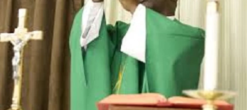 African Catholic priest accused of sleeping with nuns, many women and men speaks