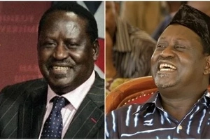Raila welcomes renown second liberation hero who joined ODM after flopping in Jubilee primaries(photos)