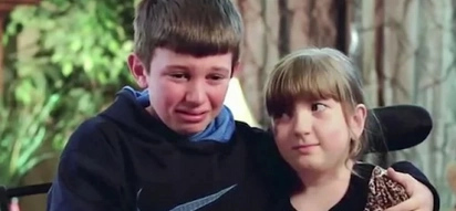 A brother's love for his special needs sister will move you to tears