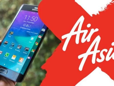 Samsung Galaxy Note 7 banned from Air Asia flights