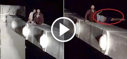 Drunk Russian man changed his mind about suicide but fate is not on his side