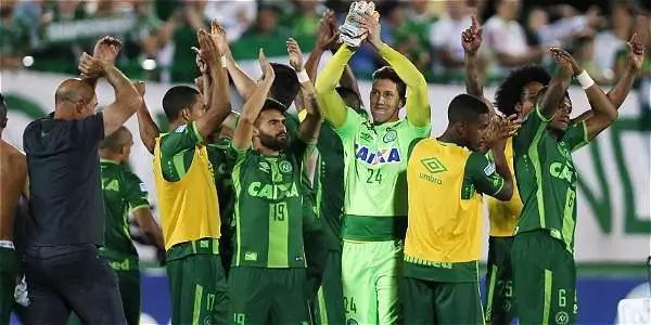 Es oficial: ¡Chapecoense campeón de la Copa Sudamericana 2016!