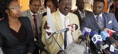 This is the good news Raila Odinga has given Ababu Namwamba and other rebel members