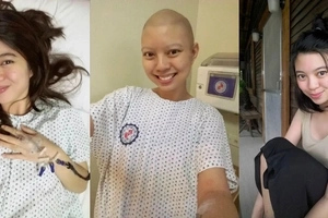 Brave netizen shares inspiring experience on how she defeated ovarian cancer