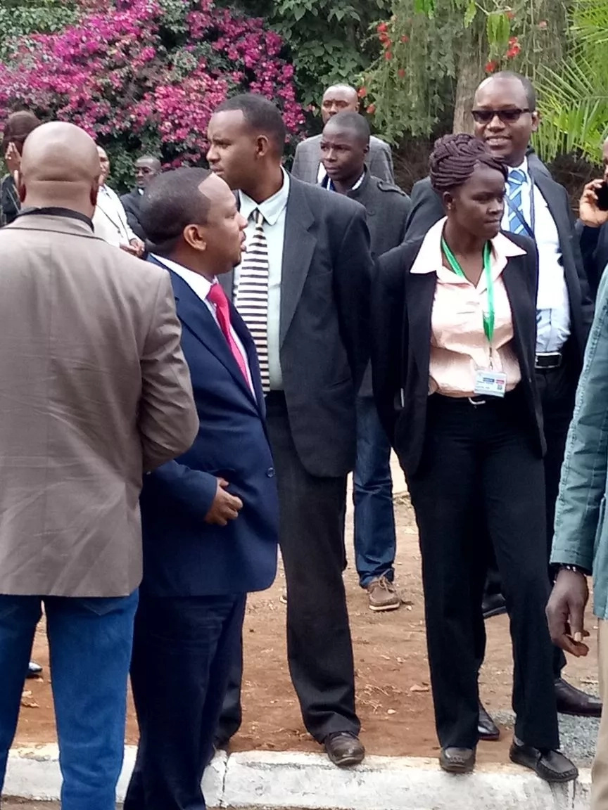Mike Sonko gets down to work immediately after being elected and looks promising