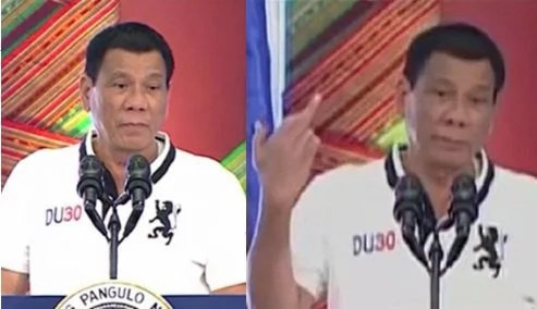 Duterte curses EU after criticism