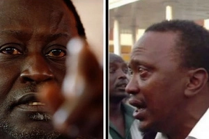 Raila Odinga sends a GRIM warning to Uhuru moments after the KPDMU officials were released