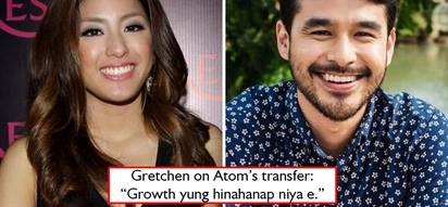 Nalaglag sa upuan! Gretchen Ho reveals she was shocked upon learning Atom Araullo is crossing to GMA-7