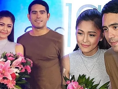 "Gerald Anderson, ""Blessed"" On His Renewed Friendship with Ex-GF Kim Chiu"