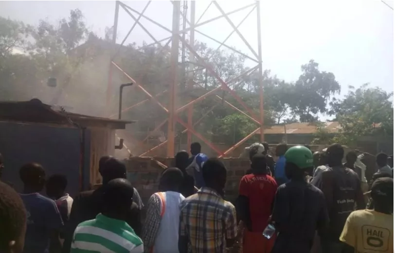 Govt reacts after Safaricom booster was destroyed in Kakamega