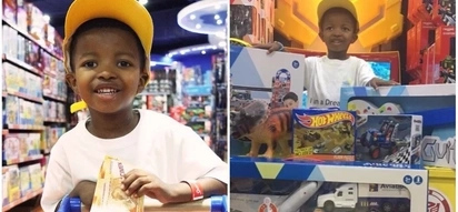 4-year-old boy recovering from heart surgery has wish to buy 'lots of toys' fulfilled