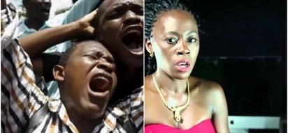 Richest female singer in Kenya Akothee slapped with an abnormal Kenya Power bill and she is mad