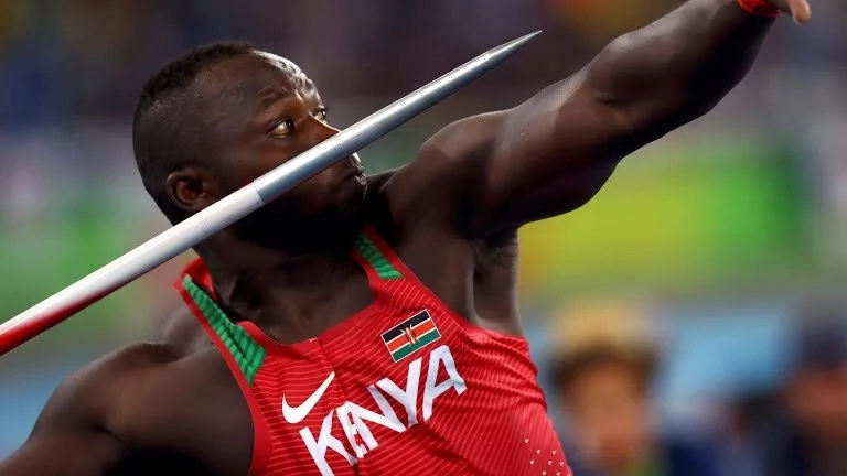 Julius Yego heartbroken after injury ends his gold medal dream