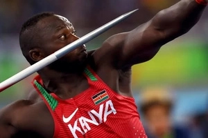 The extent of Julius Yego's injury that denied him gold in Rio Olympics (photos)
