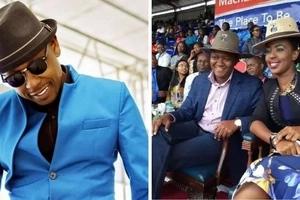 Popular Kenyan singer joins Alfred Mutua's Maendeleo Chap Chap as he eyes MCA seat