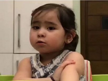 The Belo touch: Scarlet Snow tries on Belo Essentials TVC tagline