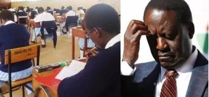 Raila apingwa vikali na walimu kuhusu kuahirishwa mitihani ya kitaifa