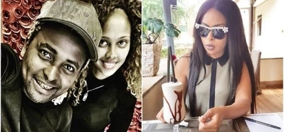 Shaniqwa's lover attacks Size 8 on Instagram, claims she loves to eat a lot