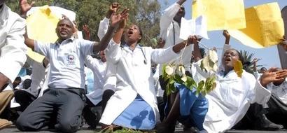 Hofu: Watoaji dawa kuungana na madaktari katika mgomo!