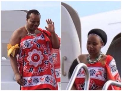 Huyu ndiye mwanamwali bikra mrembo aliyebahatiki kuwa mkewe wa 14 wa Mfalme Mswati III (picha)