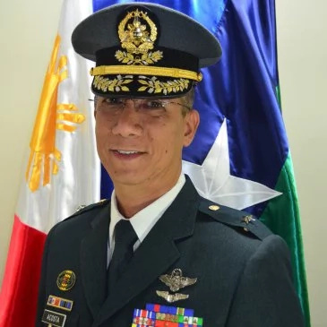 'Bigay ni Lord siya' – General Acosta on Duterte
