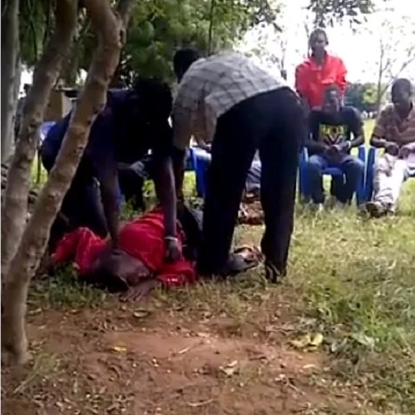 Story of woman who was MERCILESSLY caned in video takes a sad turn