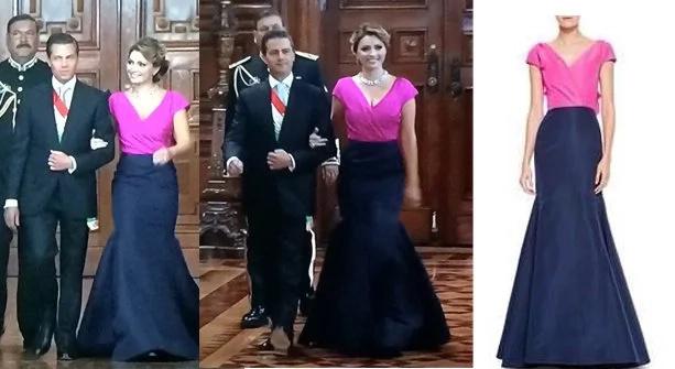 5 vestidos que Angélica Rivera puede reciclar en otros eventos
