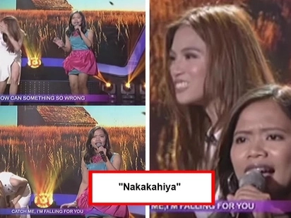 """Nakakahiya"", Toni had a horrible duet on 'I Can See Your Voice'"
