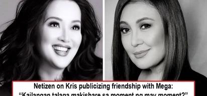 Na bad trip sila kay Tetay? Sharonians react to Kris Aquino as 'umeeksena' after she gives friendly message to Mega