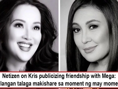 Na bad trip sila kay Tetay? Sharonians react to Kris Aquino as 'umeeksena' after she gives friendly message to Mega