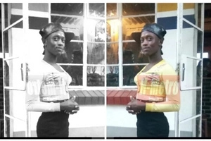 Beware! Man dresses as female street worker to dupe clients with TOILET trick (photo)