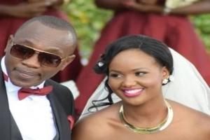 Mtangazaji wa NTV Ken Mijungu afunga ndoa na mpenzi wake wa muda mrefu katika harusi ya kukata na shoka (picha)