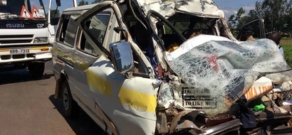 Christmas Day Road Crashes Claim 20 Kenyan Lives
