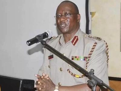 Mkuu wa polisi aliyefurushwa na Uhuru anataka kuwania urais